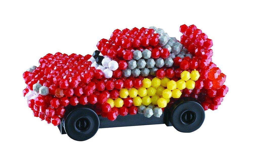 50 Pièces Perles De Verre à Facettes 10x8mm Boulier Transparent Verre Perles Multicolores 2414