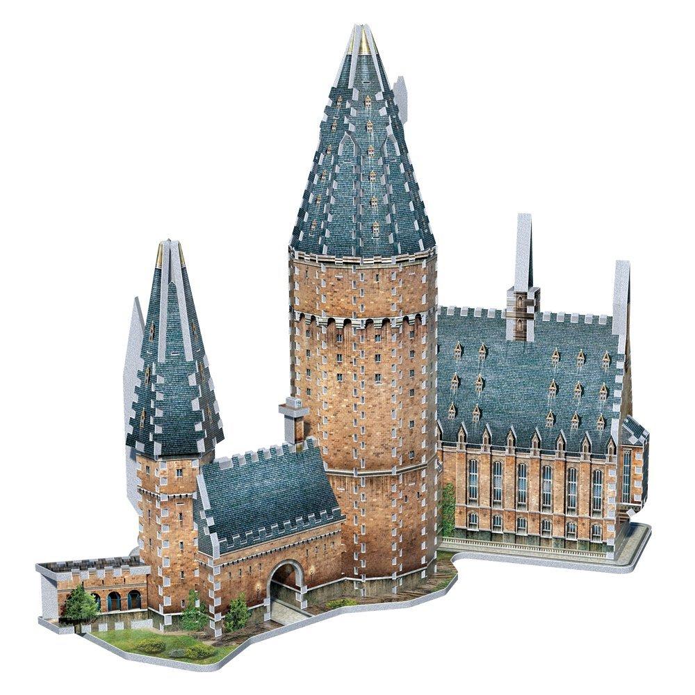 harry potter hogwarts great hall 3d puzzle toy sense. Black Bedroom Furniture Sets. Home Design Ideas
