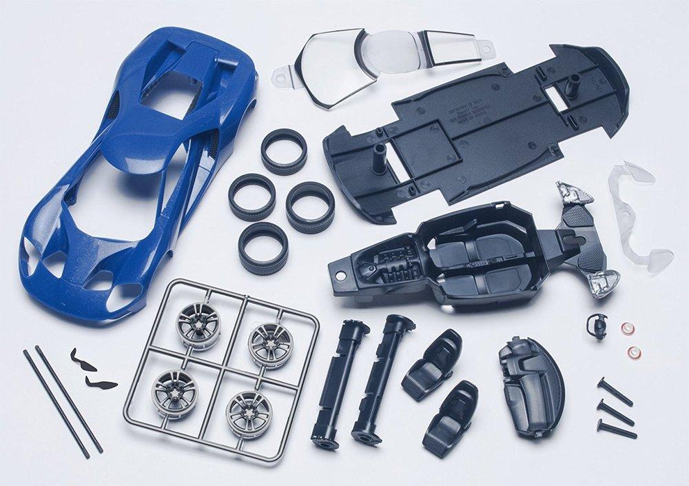 Ford Gt Model Kit