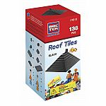 Black Roof Tiles - Brictek