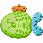 Clutching Toy Fish Silicone Teether