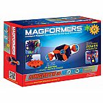 Magformers Magnets n' Motion Power Accessory Set