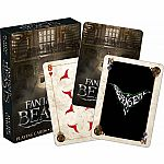 Fantastic Beasts and Where To Find Them - Playing Cards