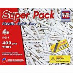 Super Pack in White - Brictek
