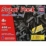Super Pack in Black - Brictek