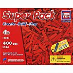Super Pack in Red - Brictek