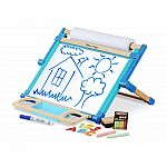 Deluxe Double Sided Tabletop Easel