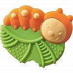 Clutching Toy Caterpillar Silicone Teether