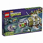 Turtle Sub Undersea Chase - RETIRED PRODUCT