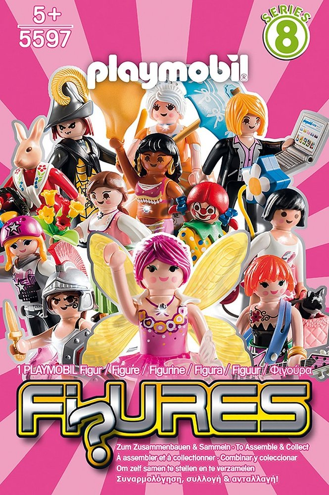 Playmobil Figures Serie