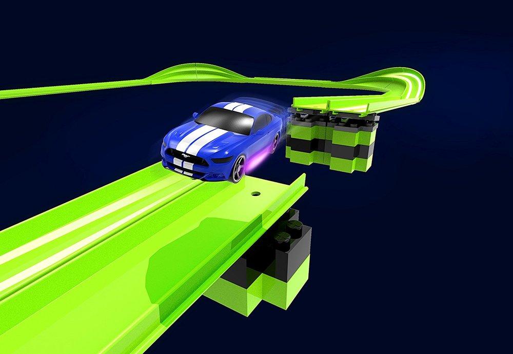 Thunder Bay Cab >> Tracer Racer RC Stunt Set - Toy Sense