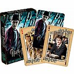 Harry Potter Half Blood Prince -  Playing Cards