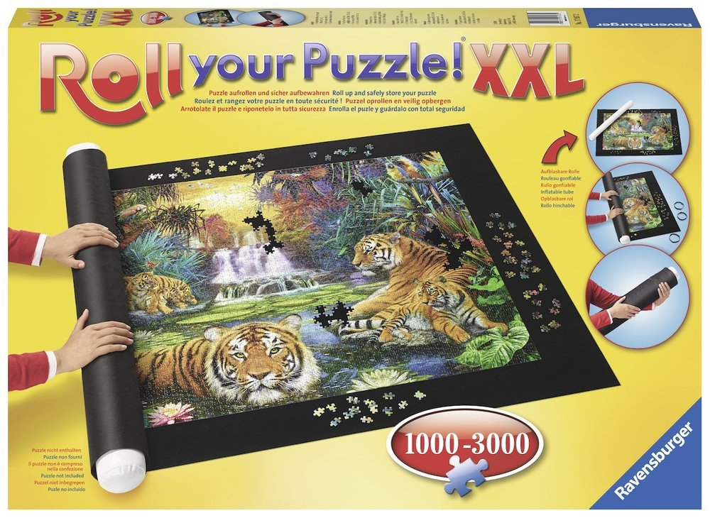xxl poster puzzle