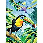 MINI CPBN TROPICAL BIRDS