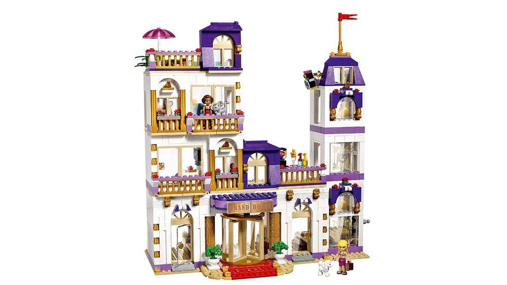 Heartlake Grand Hotel Toy Sense