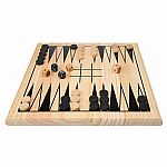 Game On! Backgammon