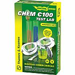 Ignition Series Chem C100 Test Lab