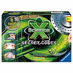 Science X - Secret Codes