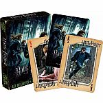 Harry Potter & the Deathly Hallows Part 1 -  Playing Cards