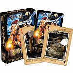 Harry Potter & the Sorcerer's Stone - Playing Cards