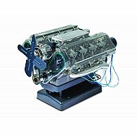 Build You Own V8 Combustion Engine