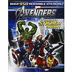 The Avengers: A Mighty Sticker Book