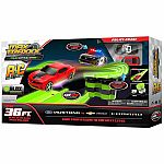 Tracer Racer RC Police Chase