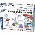 Happy Atoms Magnetic Molecular Modeling Set