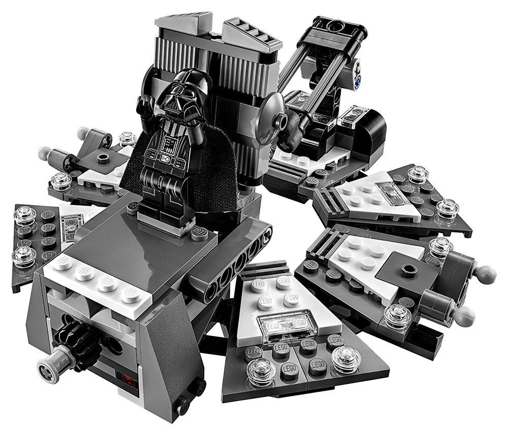 Darth Vader Transformation Toy Sense Electronics Learning Circuits Thames Kosmos Timberdoodle Co