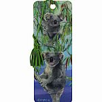 Koalas - 3D Bookmark