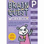 Brain Quest Workbook Pre Kindergarten
