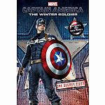 Captain America - The Secret Files