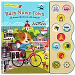 Busy Noisy Town: Interactive Children's Sound Book