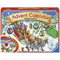 Advent Calendar - World of Creativity