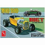 1929 Ford Model A Roadster 1:25