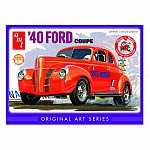 1940 Ford Coupe Original Art Series (Orange) 1:25