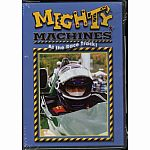 At the Race Track - Mighty Machines DVD