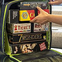 Ultimate Board Game Backpack