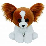Barks - Brown/White Dog (Medium)