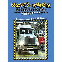 Building a Truck - Mighty Machines DVD