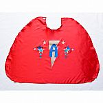 Superfly Kids Design Your Own Cape Kit - Red