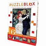 Puzzle Blox: The Six-Sided Fine Art Puzzle