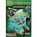 Carcassonne Amazonas Board Game