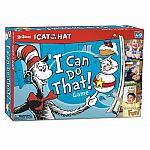 Dr. Seuss Cat in the Hat I Can Do That! Game