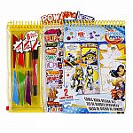 Comic Book Design Set - DC Supehero Girls