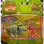 Dinosaur Train Mr Einiosaurs and Nick 3D