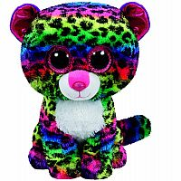 Dotty - Multicoloured Leopard (Medium)