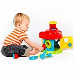 Twist & Turn Activity House