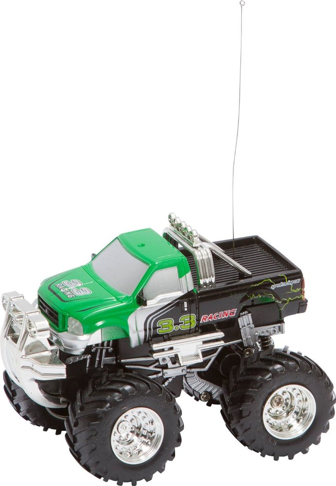 Toys For Trucks Green Bay : Rc mini off road truck green toy sense