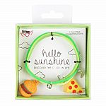 Hello Sunshine Collectible Charm Bracelets - Green